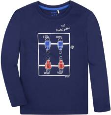 Endo - T-shirt z długim rękawem dla chłopca 9-13 lat C72G504_3