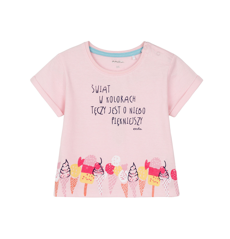 Endo - Bluzka dla dziecka 0-3 lata N91G042_2
