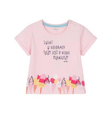 Bluzka dla dziecka 0-3 lata N91G042_2