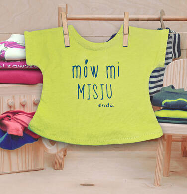 Endo - Koszulka dla dużego Misia SM06M010_1 12
