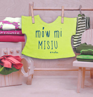 Endo - Koszulka dla małego Misia SM06M011_1 10