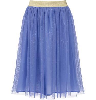 Długa tiulowa spódnica dla dziewczynki 9-13 lat D91J520_2