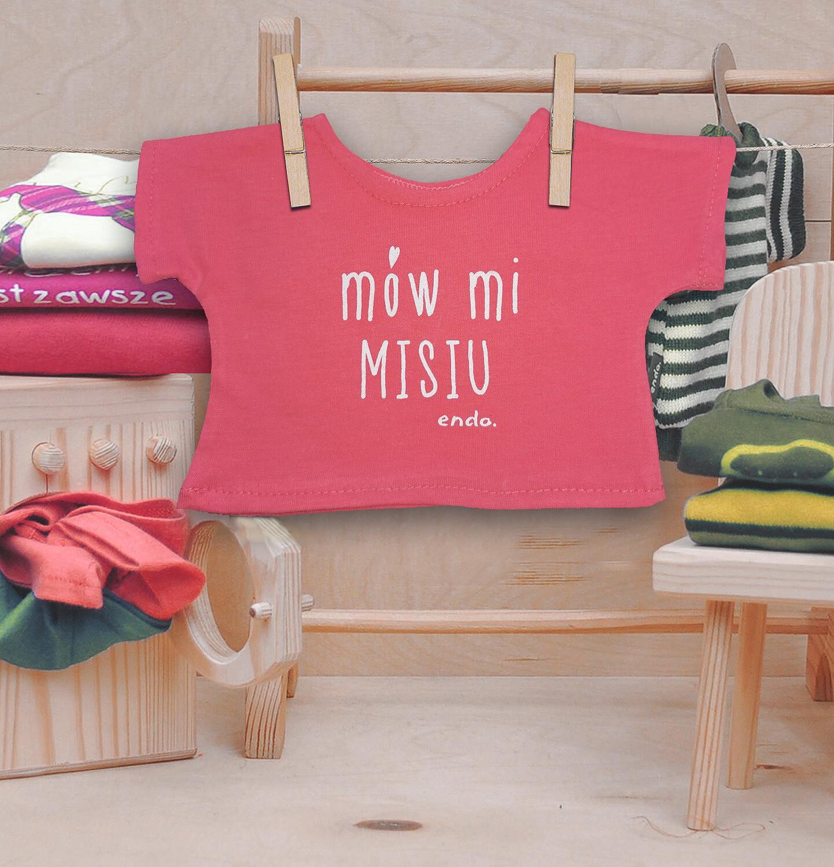 Endo - Koszulka dla dużego Misia SM06M001_1