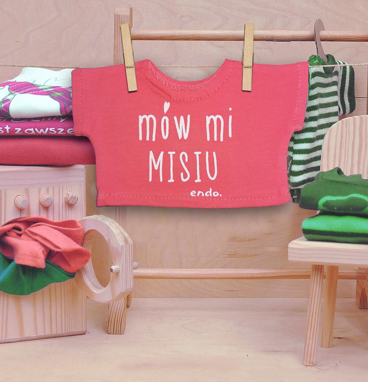 Endo - Koszulka dla małego Misia SM06M002_1
