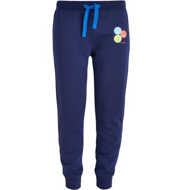 Endo - Spodnie dresowe długie dla chłopca 3-8 lat C81K001_1