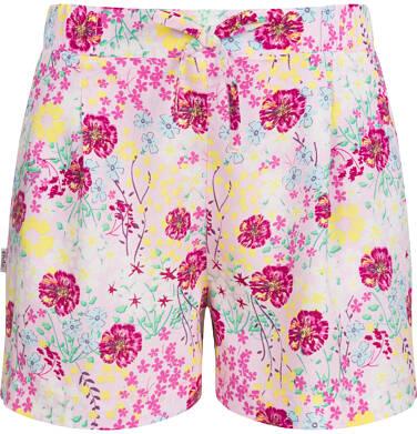 Endo - Krótkie spodenki dla dziewczynki, deseń w kwiaty, 9-13 lat D03K555_1