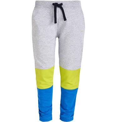 Endo - Spodnie dresowe z nadrukiem dla chłopca 3-8 lat C81K017_1