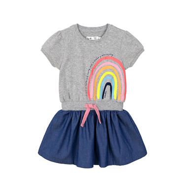 Sukienka dla dziecka 0-3 lata N91H019_1