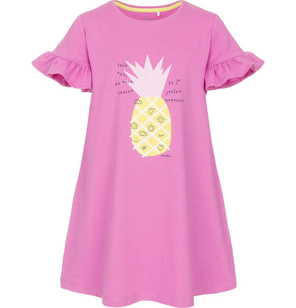 73de039c92e96c Endo - Sukienka z krótkim rękawem dla dziewczynki 9-13 lat D91H519_1. ‹ ›