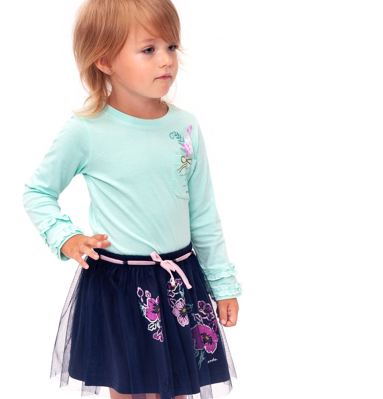 Endo - Spódnica dla dziewczynki 3-8 lat D92J013_1