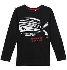 T-shirt z długim rękawem dla chłopca 3-8 lat C62G039_1
