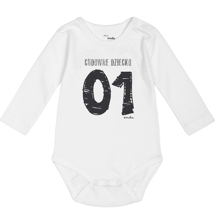 Endo - Cudowne dziecko, Body dla niemowlaka 3-24 m-ce N82M041_1