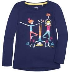 Endo - Bluzka z długim rękawem  dla dziewczynki 9-13 lat D72G592_2