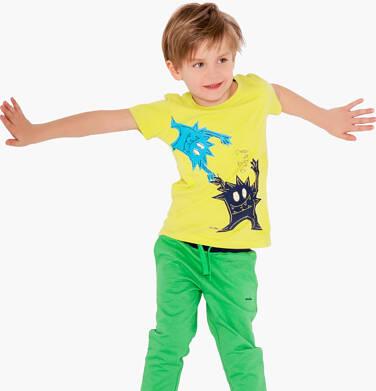Endo - Spodnie dresowe dla chłopca 3-8 lat C81K036_1
