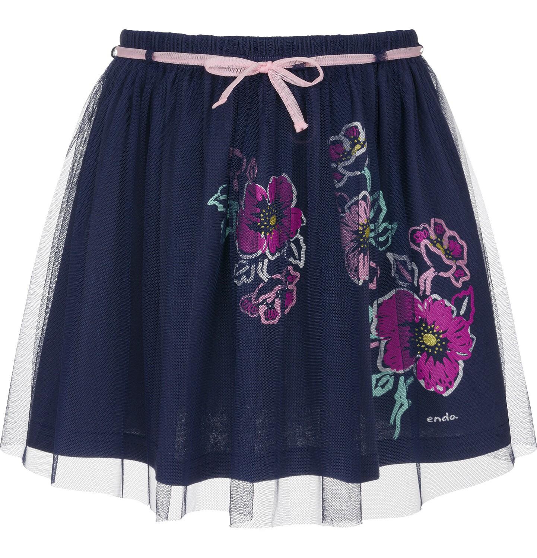 Endo - Spódnica dla dziewczynki 9-13 lat D92J513_1