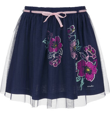 Spódnica dla dziewczynki 9-13 lat D92J513_1