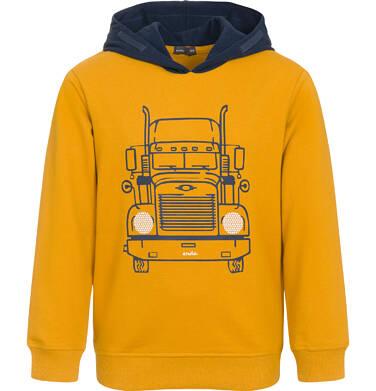 Endo - Bluza z kapturem dla chłopca 3-8 lat C92C021_1