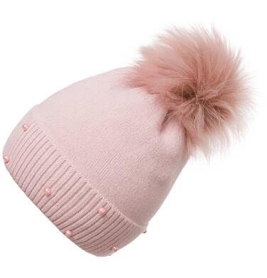 Endo - Czapka zimowa dla dziewczynki D04R037_1 20