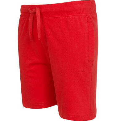 Endo - Szorty dla chłopca, czerwone, 2-8 lat C03K018_1 54