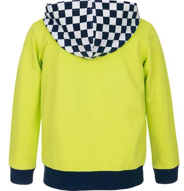 Endo - Bluza rozpinana z kapturem dla chłopca 3-8 lat C91C004_1