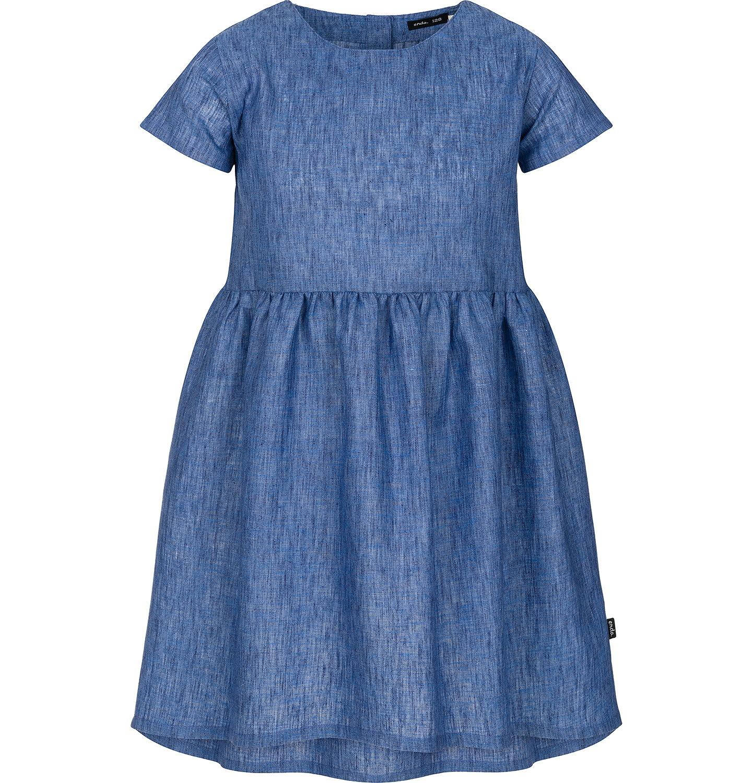 Endo - Sukienka z krótkim rękawem dla dziewczynki 9-13 lat D91H555_2