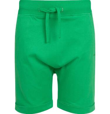 Endo - Szorty dla chłopca, z obniżonym krokiem, zielone, 2-8 lat C03K019_1