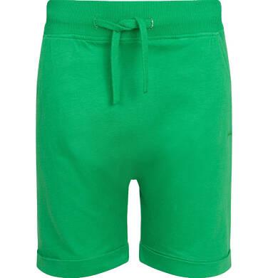 Endo - Szorty dla chłopca, z obniżonym krokiem, zielone, 2-8 lat C03K019_1 87