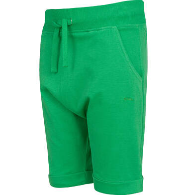 Endo - Szorty dla chłopca, z obniżonym krokiem, zielone, 2-8 lat C03K019_1 32
