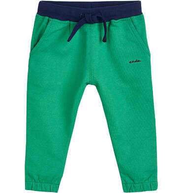 Endo - Spodnie dresowe długie dla chłopca 3-36 m-cy N81K026_1