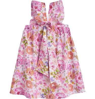 Endo - Sukienka na ramiączkach dla dziewczynki 3-8 lat D81H035_1