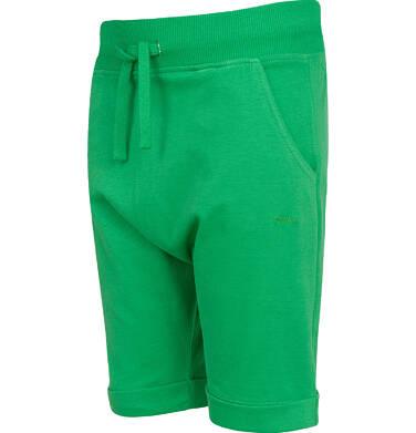 Endo - Szorty dla chłopca, z obniżonym krokiem, zielone, 9-13 lat C03K519_1 20