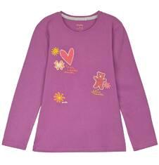Endo - Bluzka z długim rękawem dla dziewczynki 9-12 lat D62G642_2