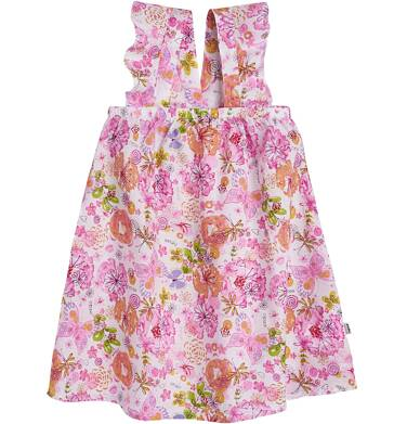 Endo - Sukienka na ramiączkach dla dziewczynki 9-13 lat D81H535_1