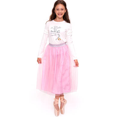 Spódnica dla dziewczynki 9-13 lat D92J526_1