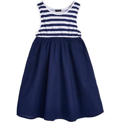 Endo - Sukienka na ramiączkach dla dziewczynki 3-8 lat D81H038_1