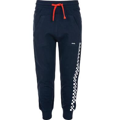 Endo - Spodnie dresowe długie dla chłopca 3-8 lat C91K019_1