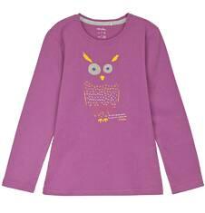 Bluzka z długim rękawem dla dziewczynki 9-12 lat D62G653_1