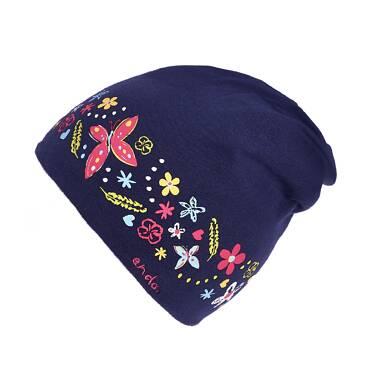 Endo - Czapka z dzianiny dla dziewczynki 0-3 lata N81R014_1