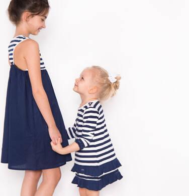 Endo - Sukienka na ramiączkach dla dziewczynki 9-13 lat D81H538_1