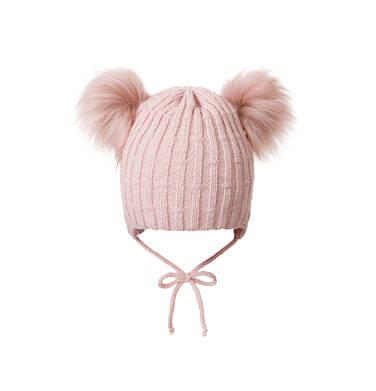 Endo - Czapka zimowa dla dziecka N04R026_1 23