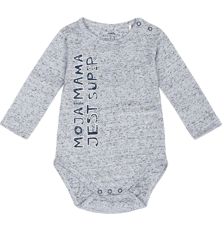Endo - Moja mama jest super, Body dla niemowlaka 3-24 m-ce N82M042_1