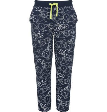 Endo - Spodnie dresowe długie dla chłopca 3-8 lat C91K056_1