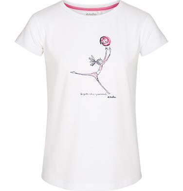 Endo - Strój na WF dla dziewczynki D92V001_1