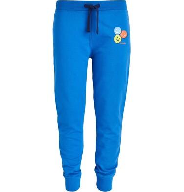 Endo - Spodnie dresowe długie dla chłopca 9- 13 lat C81K501_2