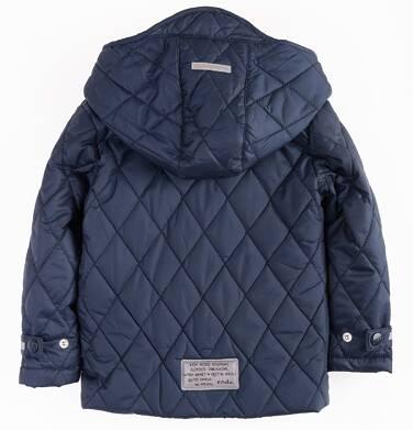Endo - Pikowana kurtka z kapturem dla chłopca 2-3 lata N71A003_1