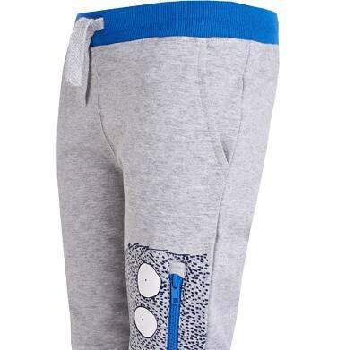 Endo - Spodnie dresowe z nadrukiem dla chłopca 9-13 lat C81K510_1