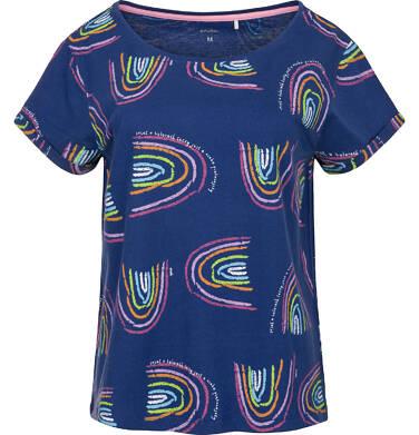 T-shirt damski z krótkim rękawem Y91G003_1