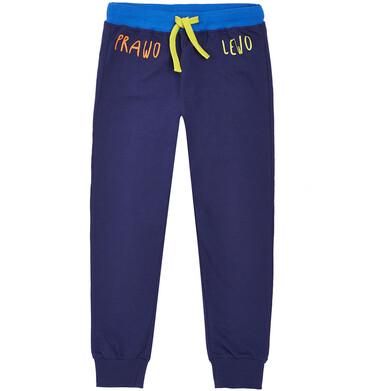 Endo - Spodnie dresowe długie dla chłopca 9- 13 lat C81K515_1