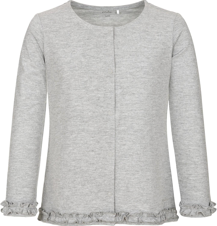 Endo - Bluza rozpinana dla dziewczynki 3-8 lat D91C005_1