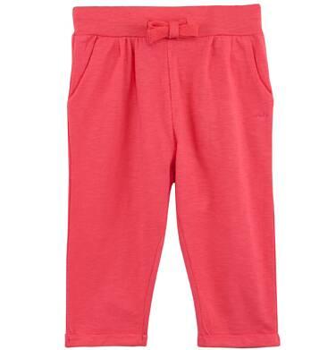Endo - Dzianinowe spodnie z obniżonym krokiem dla niemowlaka N61K051_1